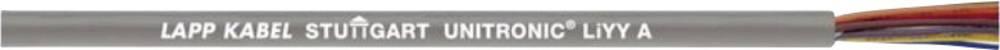 LappKabel 0022404, LiYYUL/CSADIN Control Data Cable, 4 x 0.14 mm², Grey Sheath