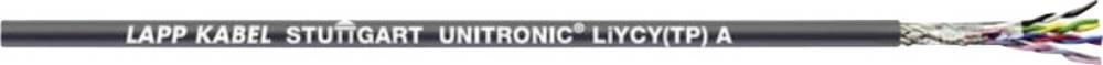 Datakabel LappKabel UNITRONIC® LiYCY (TP) A 4 x 2 x 0.14 mm² 0066204 Mørkegrå 300 m