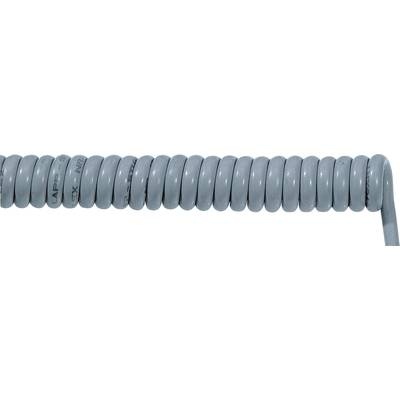 LAPP 70002709 Spiral cable OeLFLEX® SPIRAL 400 P 500 mm / 1500 mm 12 x 1.50 mm² Grey 1 pc(s)