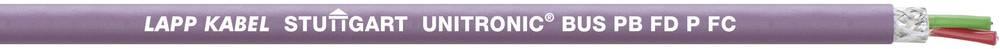Busledning LappKabel UNITRONIC® BUS 2170322 1 x 2 x 0.32 mm² Violet Metervare