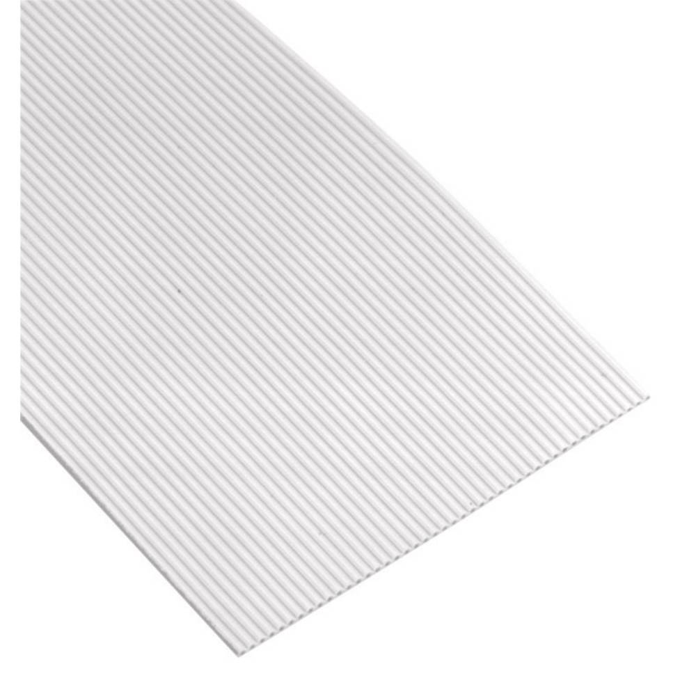 Ploščati kabel dimenzije: 1 mm 12 x 0.08 mm sive barve 3M 80-6107-0717-8 meterski
