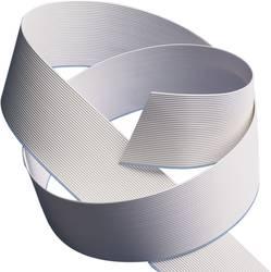 Pljosnati kabel dimenzije: 1.27 mm 40 x 0.08 mm sive boje 3M 80-0012-4328-8 metarski