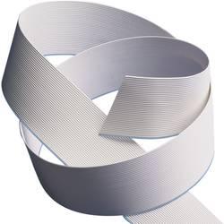 Ploščati kabel dimenzije: 1.27 mm 40 x 0.08 mm sive barve 3M 80-0012-4328-8 meterski