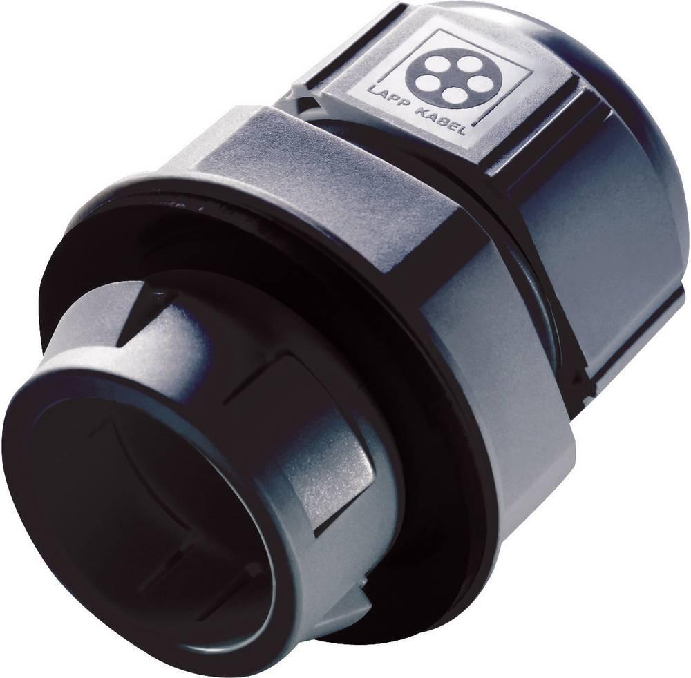 Kabelska uvodnica M20 poliamid, crne boje (RAL 9005) LappKabel SKINTOP® CLICK 20 1 kom.