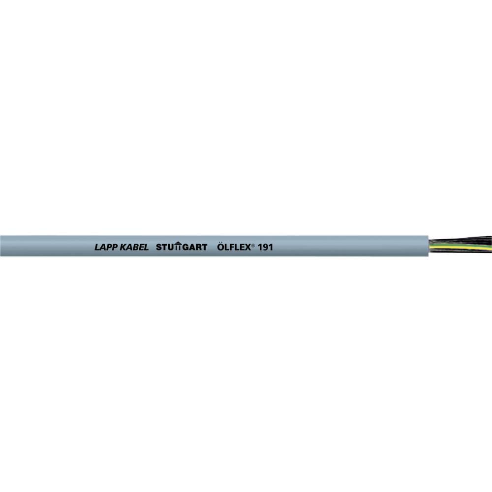 Krmilni kabel ÖLFLEX® CLASSIC 191 5 G 2.5 mm sive barve LappKabel 0011152 75 m