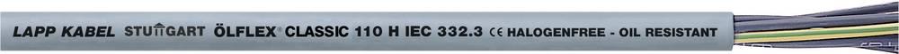 Krmilni kabel ÖLFLEX® CLASSIC 110 H 4 G 2.5 mm sive barve LappKabel 10019946 100 m