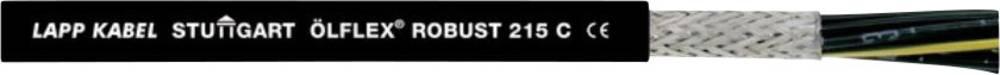 Upravljački kabel ÖLFLEX® ROBUST 215 C 7 G 0.75 mm crne boje LappKabel 0022724 roba na metre
