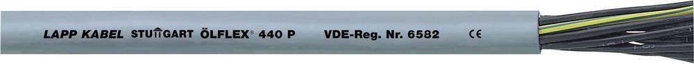 Krmilni kabel ÖLFLEX® 440 P 5 G 0.5 mm sive barve LappKabel 0012803 100 m