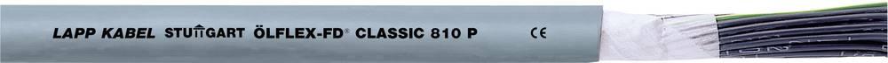 Energijski kabel ÖLFLEX® CLASSIC FD 810 P 4 G 1 mm sive barve LappKabel 0026332 100 m