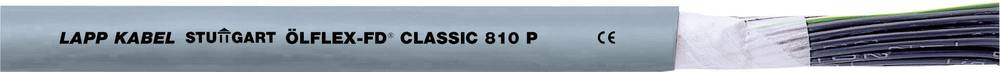 Energijski kabel ÖLFLEX® CLASSIC FD 810 P 5 G 0.75 mm sive barve LappKabel 0026322 100 m
