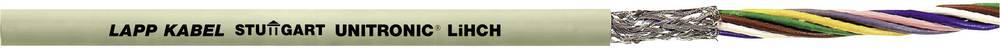 Datakabel LappKabel UNITRONIC® LiHCH 8 x 0.34 mm² 0037508 Grå 100 m