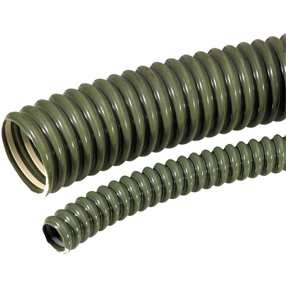 SILVYN® cev za zaščito kablov ELÖ SILVYN® ELÖ 35x41 GN LappKabel vsebuje: meterski snop