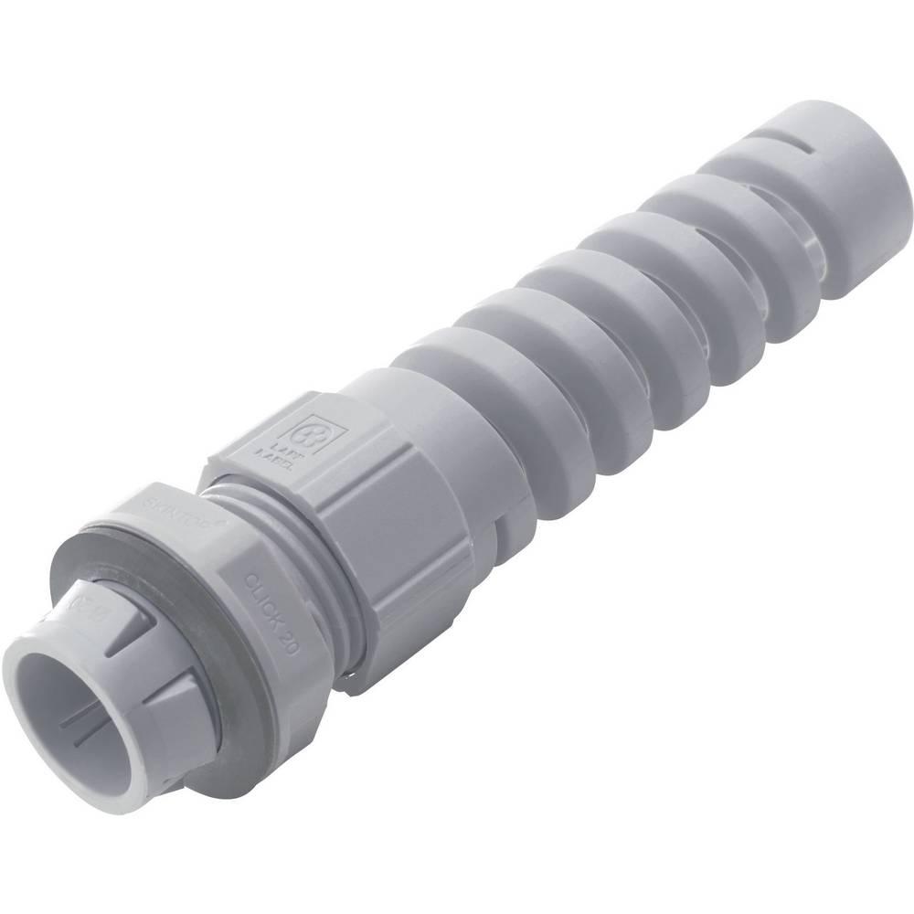 Kabelska uvodnica sa zaštitom od savijanja M12 poliamid, svijetlo sive boje (RAL 7035) LappKabel SKINTOP® CLICK BS 12 1 kom.