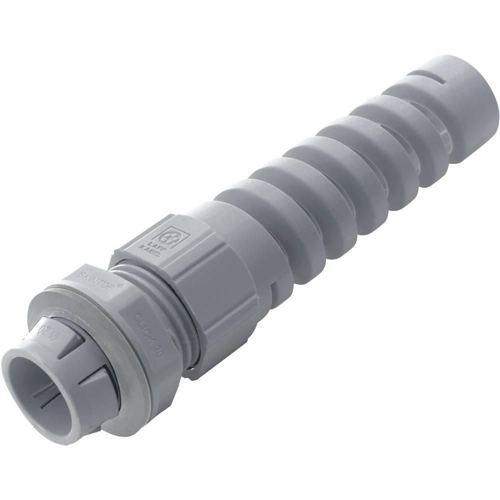 Kabelska uvodnica z zaščito pred upogibanjem M32 poliamid črne barve (RAL 9005) LappKabel CLICK M32 1 kos
