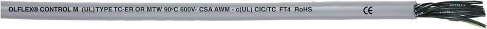 Krmilni kabel ÖLFLEX® CONTROL TM 9 G 1.5 mm sive barve LappKabel 281609 76 m