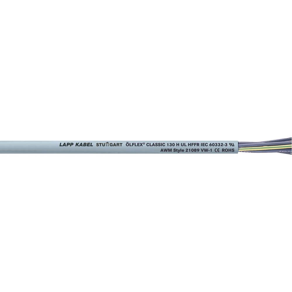 Krmilni kabel ÖLFLEX® CLASSIC 130 H 12 G 0.5 mm sive barve LappKabel 1123013 100 m
