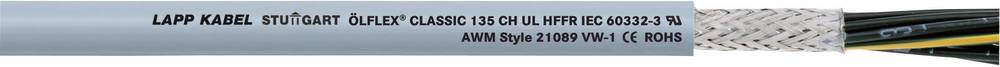 Upravljački kabel ÖLFLEX® CLASSIC 135 CH 12 x 1 mm sive boje LappKabel 1123281 50 m
