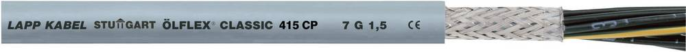Upravljački kabel ÖLFLEX® 415 CP 4 G 0.50 mm sive boje LappKabel 1314003 roba na metre