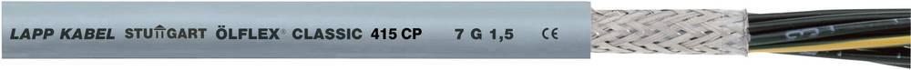 Krmilni kabel ÖLFLEX® 415 CP 7 x 1 mm sive barve LappKabel 1314040 50 m