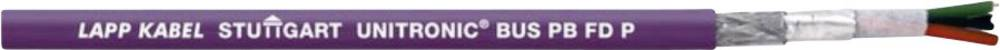 Bus vodnik UNITRONIC® BUS 1 x 2 x 0.32 mm vijolične barve LappKabel 2170222 100 m