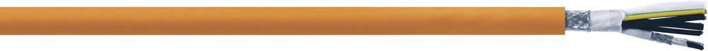 Kabel za upravljanje servo motora INX-0448 8 x 0.25 mm + 2 x 0.50 mm narančaste boje LappKabel 7072401 roba na metre