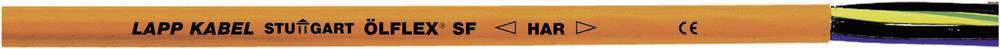 Priključni vodnik ÖLFLEX® SF 3 G 0.75 mm oranžne barve LappKabel 0027591 50 m