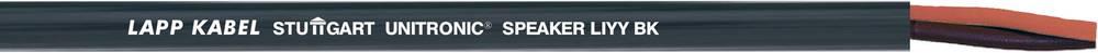 Kabel za zvučnike UNITRONIC® SPEAKER 2 x 1.50 mm crne boje LappKabel 1233300 roba na metre