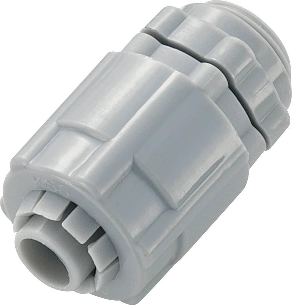 Uvodnica za kabelske cijevi BGR10 60 05 30, 7, 4 mm, siva, KSS