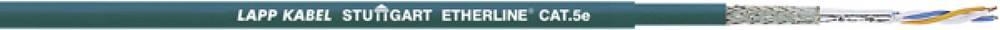 Omrežni kabel CAT 5e SF/UTP 2 x 2 x 0.32 mm zelene barve LappKabel 2170891 300 m