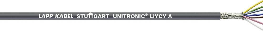 Datakabel LappKabel UNITRONIC® LiYCY A 16 x 0.34 mm² 0044716 Grå 100 m