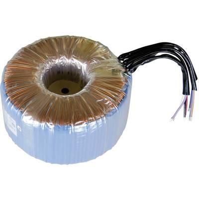 Sedlbauer 825073 Toroidal core transformer 2 x 115 V 2 x 115 V AC 1000 VA 4.35 A