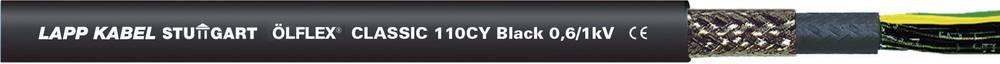 Krmilni kabel ÖLFLEX® CLASSIC 110 CY BLACK 7 G 1.5 mm črne barve LappKabel 1121314 50 m