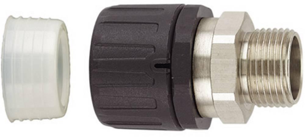 Kabelska uvodnica HelaGuard HGL-SM, ravna, unutarnji O:22.8mm, crna, HGL28-SM-PG21 166-21914 HellermannTyton