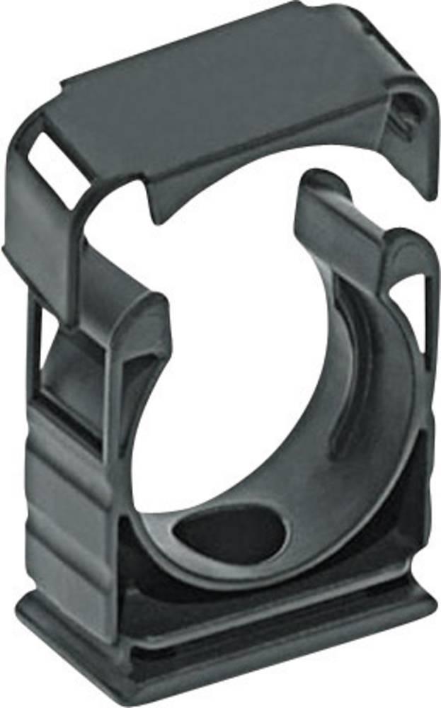 SILVYN® držalo za cev s pokrovom KLICK HG SILVYN® KLICK HG 11/15,8 BK LappKabel vsebuje: 1 kos