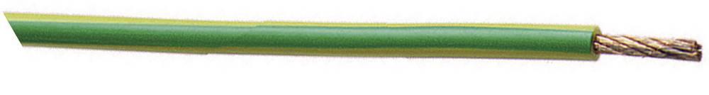 Finožični vodnik FLEXI-1V 1 x 1.50 mm črne barve MultiContact 60.7088-10021 meterski