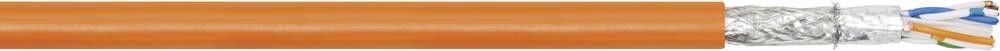 Mrežni kabel CAT 6 SF/FTP 4 x 2 x 0.25 mm narančaste boje LappKabel 49900022 roba na metre