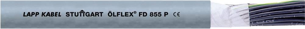 Energijski kabel ÖLFLEX® FD 855 P 4 G 1 mm sive barve LappKabel 0027562 300 m