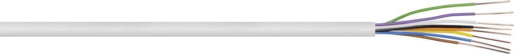 Gumeni kabel za zvono 6 x 2 x 0.50 mm bijele boje LappKabel 49900270 roba na metre