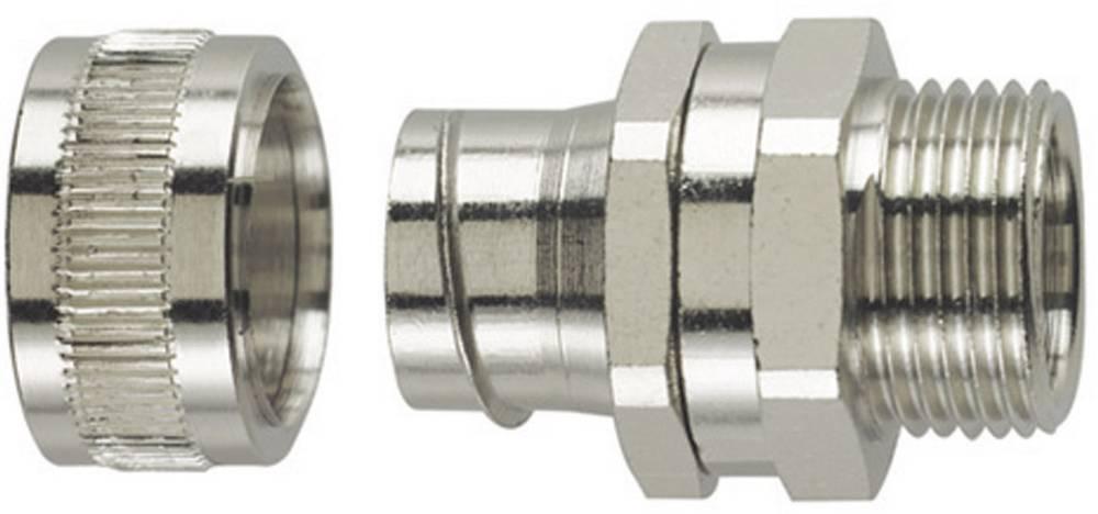 Kabelska uvodnica HelaGuard SC-SM unutarnji O: 16.9 mm,metalna, SC20-SM-PG16 166-30414 HellermannTyton