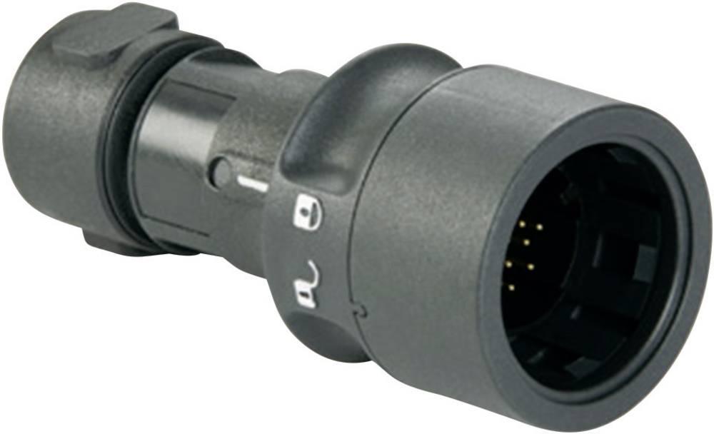 FLEX-vtični konektor, - serije PXP poli: 2 vtični kontakt, 16 A PXP6010/02P/ST ESKA Bulgin 1 kos