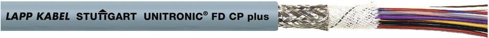 Energijski kabel UNITRONIC® FD CP plus 4 x 0.25 mm sive barve LappKabel 0028891 meterski