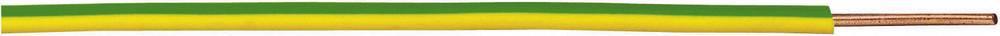 Finožični vodnik H07V-K 1 x 4 mm zelene barve -rumene barve LappKabel 4520003K 600 m