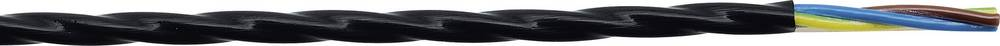 Visokotemperaturni vodnik ÖLFLEX® HEAT 205 MC 2 x 1 mm črne barve LappKabel 0091230 100 m