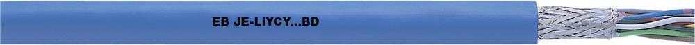 Podatkovni kabel UNITRONIC® SENSOR LiYCY...BD 4 x 2 x 0.5 mm nebeško modre barve barve LappKabel 0034221 100 m