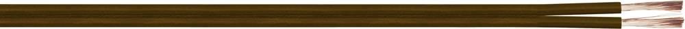 Dvožilni vodnik LappKabel NYFAZ, 2 x 0,75 mm2, rjav, metrskoblago 49900258
