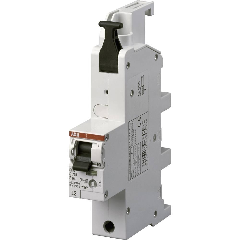Inštalacijski odklopnik 1-polni 25 A ABB 2CDS781001R5252