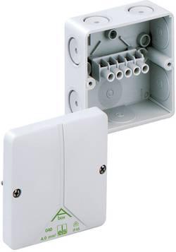 Forbindelsesdåse (L x B x H) 93 x 93 x 55 mm Spelsberg Abox-i 040-4,0² Grå IP65