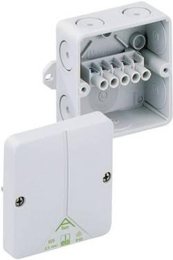 Forbindelsesdåse (L x B x H) 93 x 93 x 55 mm Spelsberg Abox 040 AB-4² Grå IP65