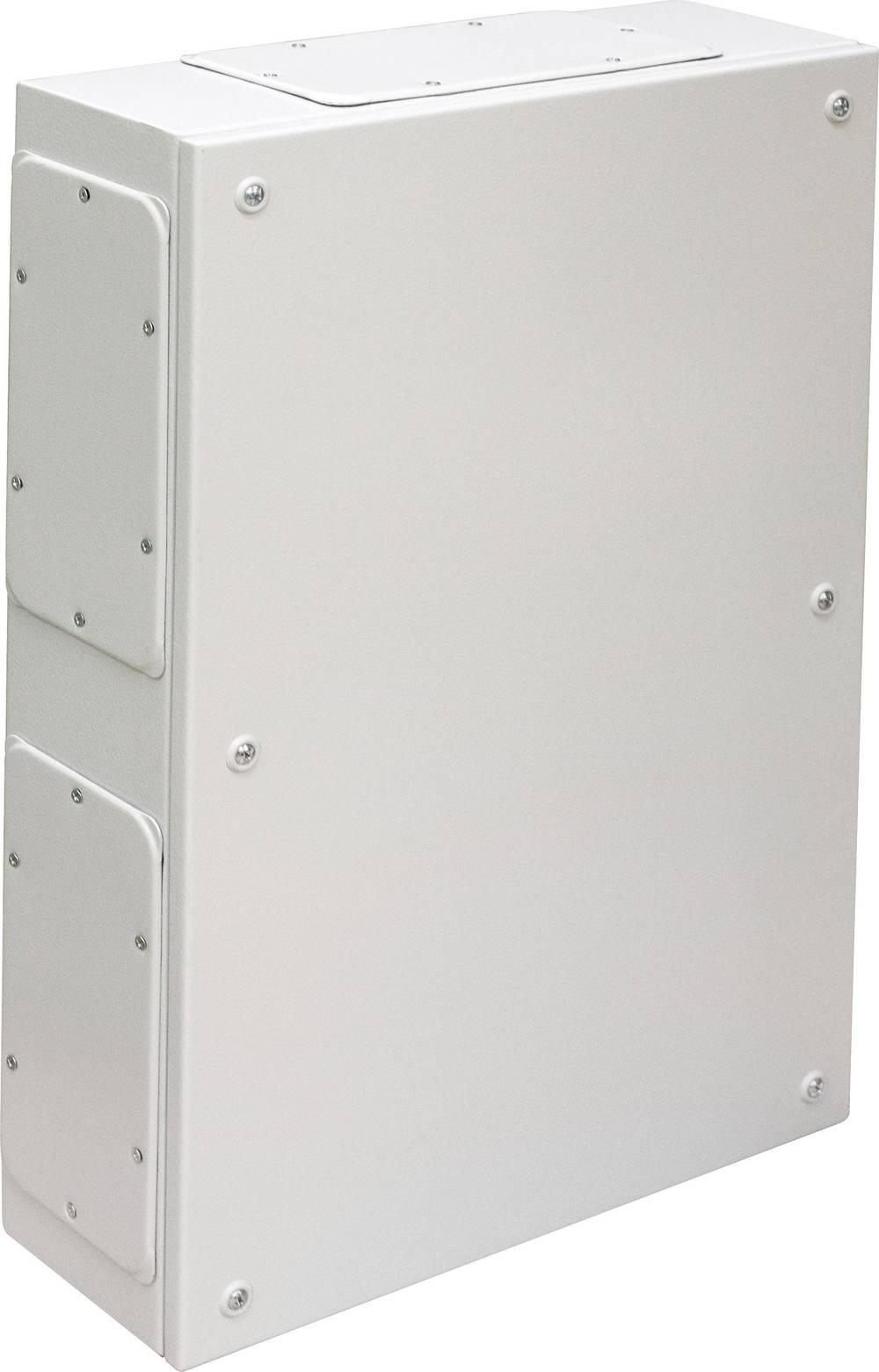 Installationskabinet, Kabinet til montering på væggen IDE 26105 300 x 200 x 135 Stålplade 1 stk