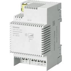 DIN-skinne dæmper Siemens N 528/41 Egnet til lyskilder Energisparepære, Glødepære, Halogenlys, LED-lampe, LED-striber Grå 1 stk